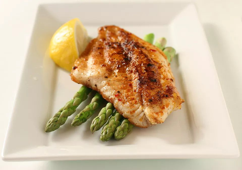 Sweet and Spicy Grilled Catfish