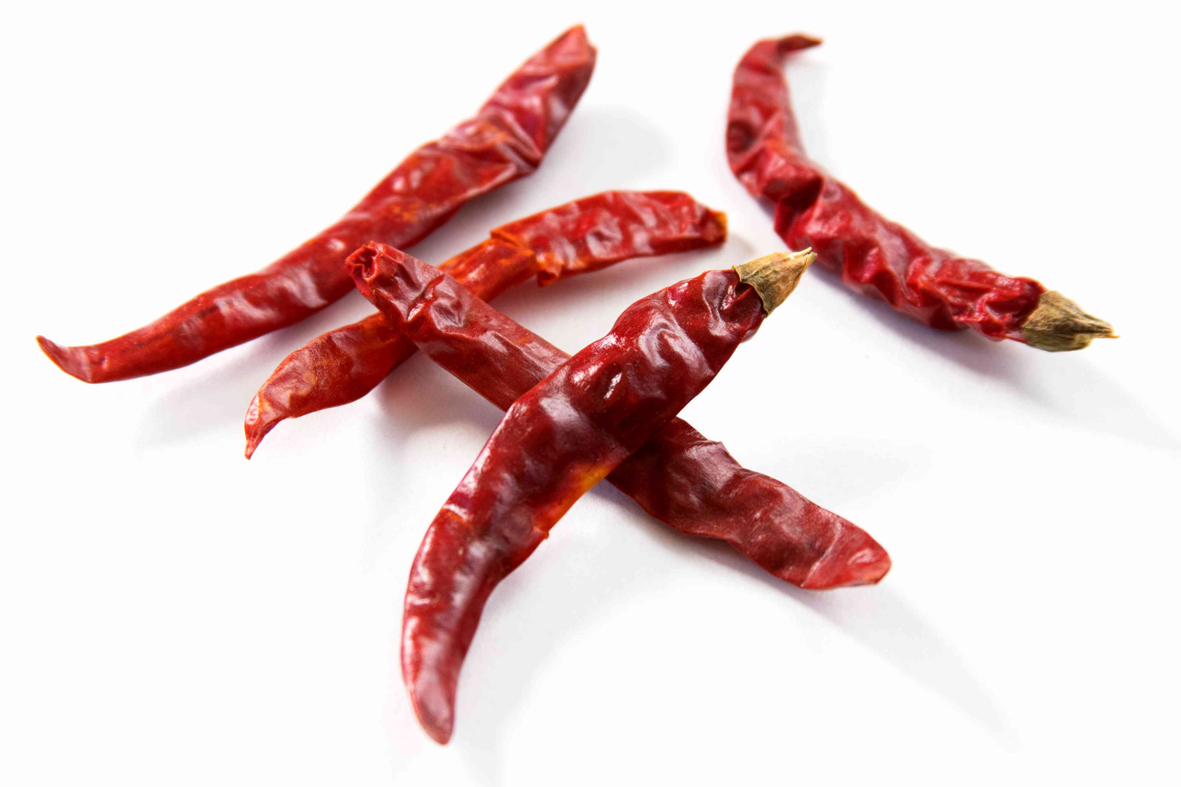 Chile de Arbol Dried Chile Peppers