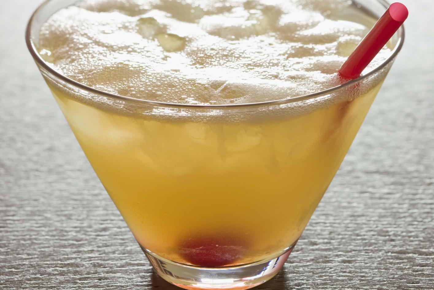 Zesty Irishman Cocktail