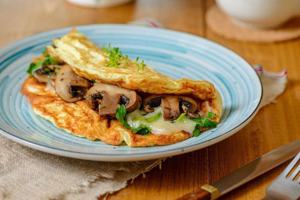 How to make an omelet