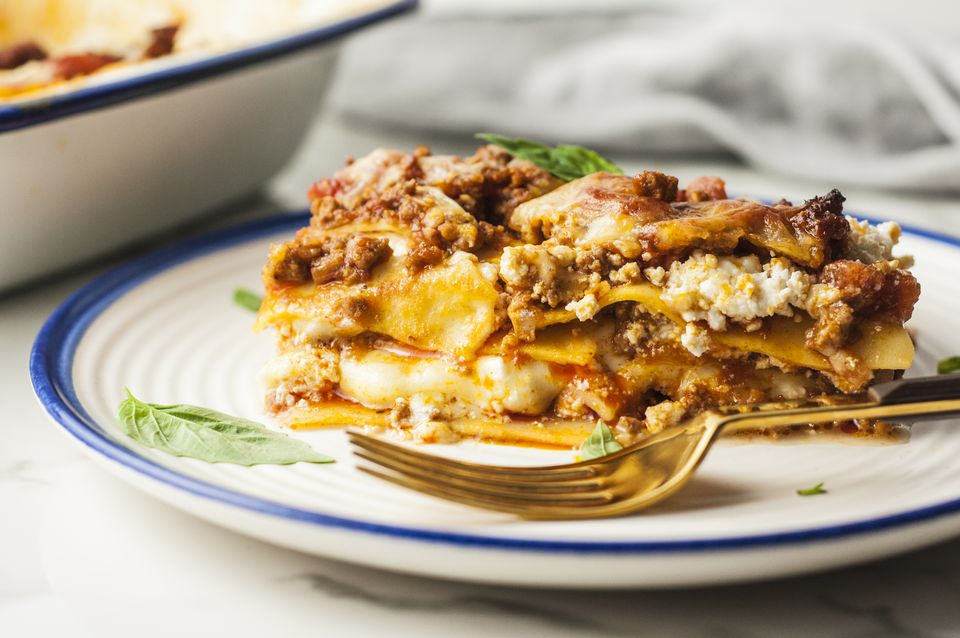 Basic Lasagna Recipe