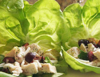 Chicken Bing Cherry Salad