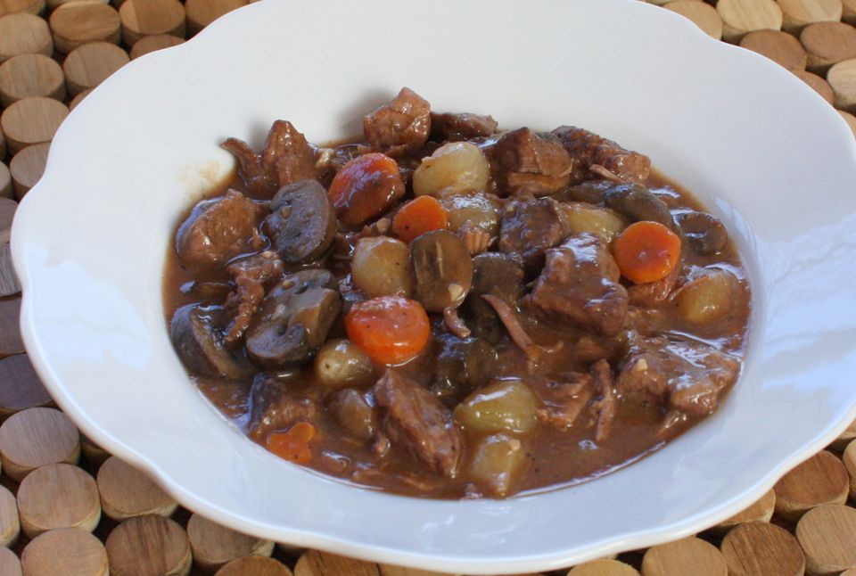 Perfect Perfect Cooker Stew de carne