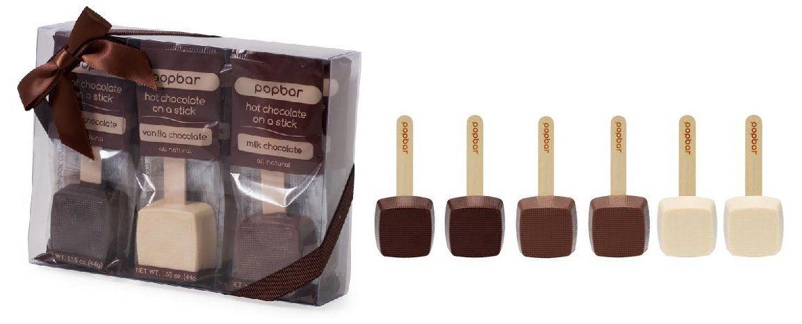 Popbar Hot Chocolate Sticks