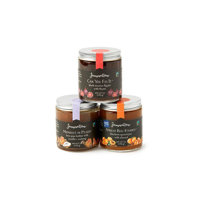 Jamnation Cheese Lover's Gift Set