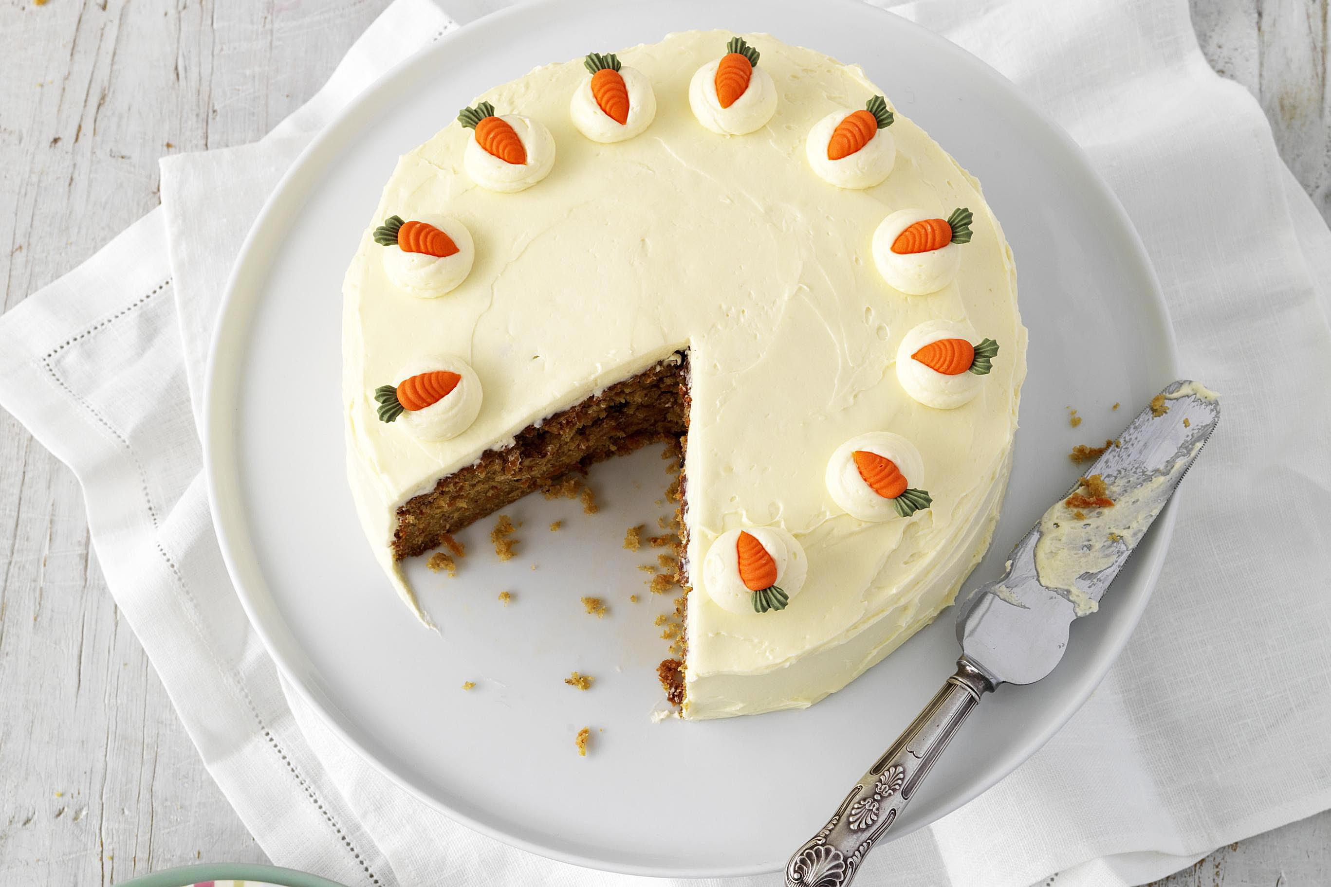 This is the World's Best Carrot Cake Recipe