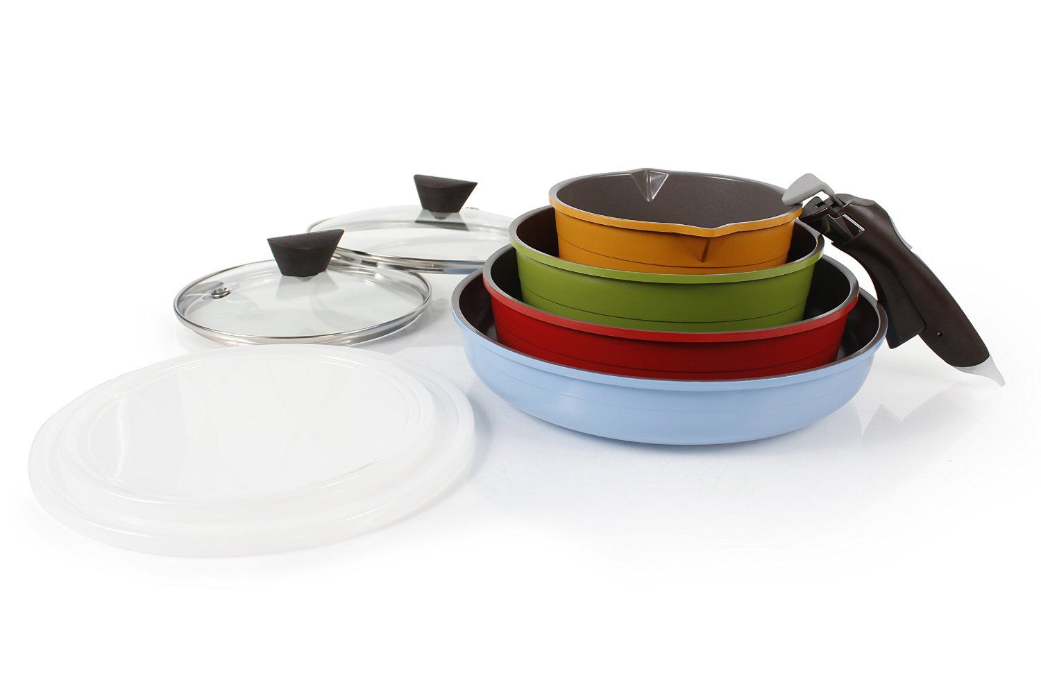 The 6 Best Ceramic Cookware Sets Of 2021