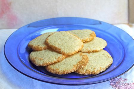 Basic Butter Cookies Dairy