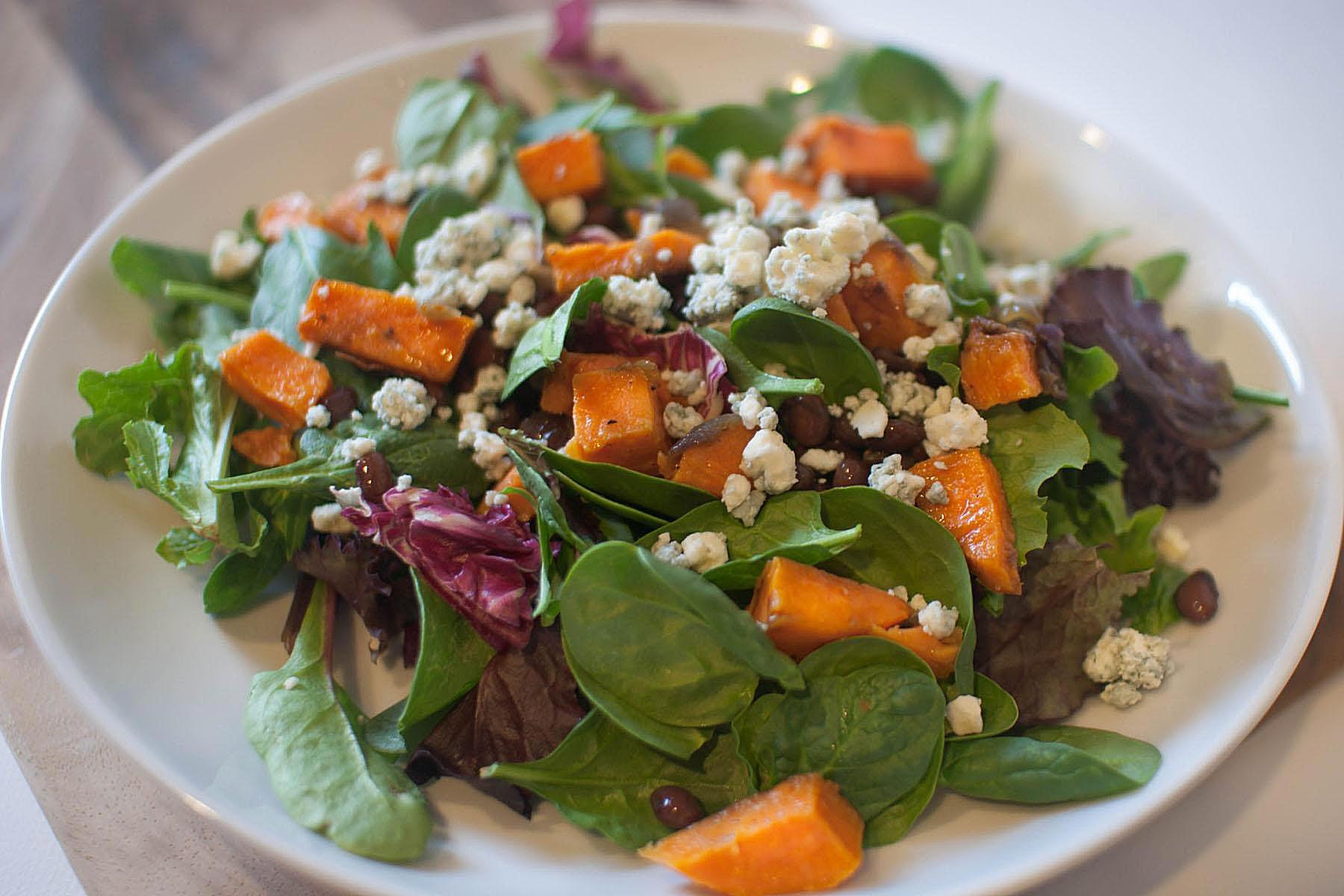 Sweet Potato Salad Best Recipe