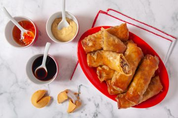 Chinese Egg Roll Wrapper Recipe
