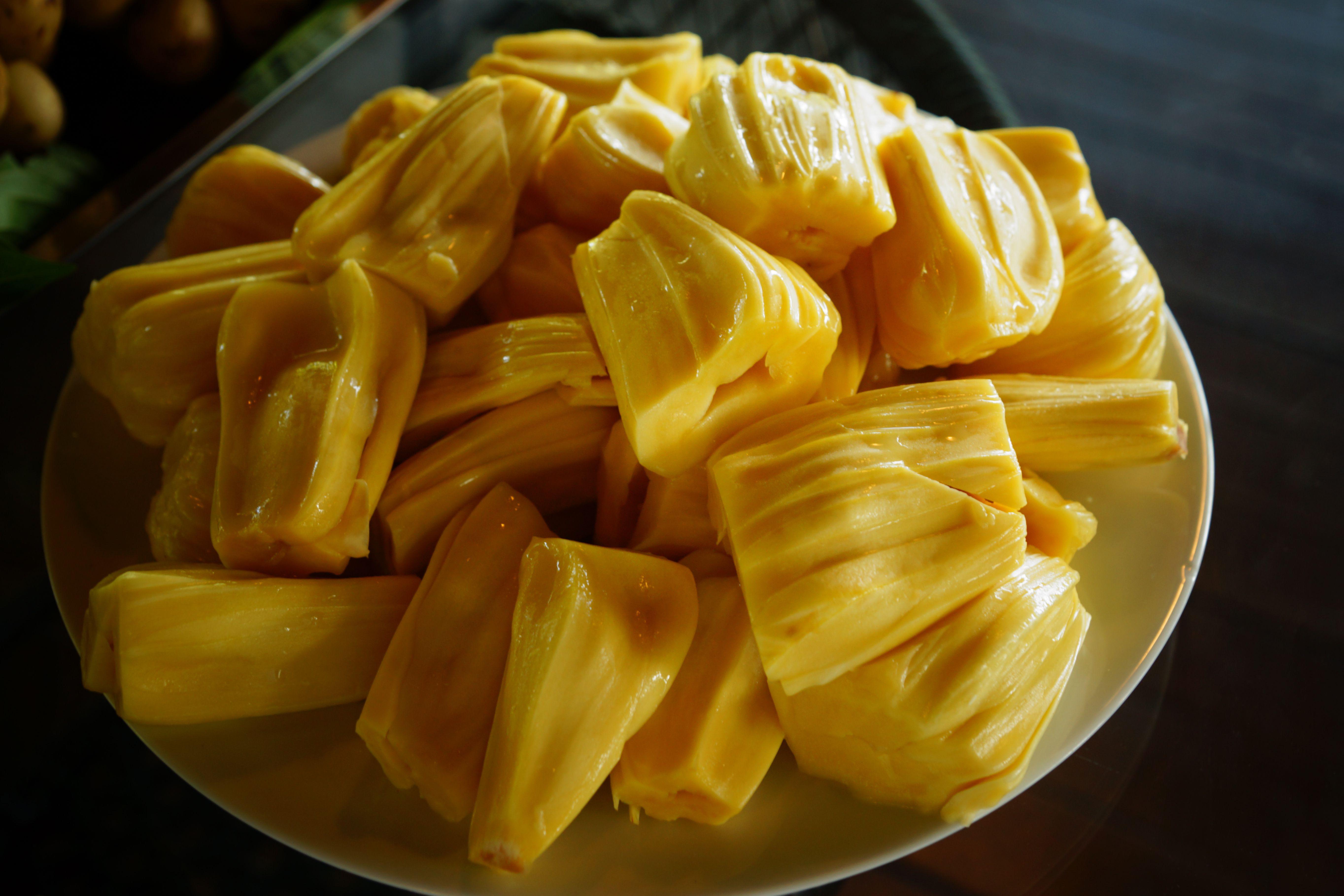 Jackfruit for crudite
