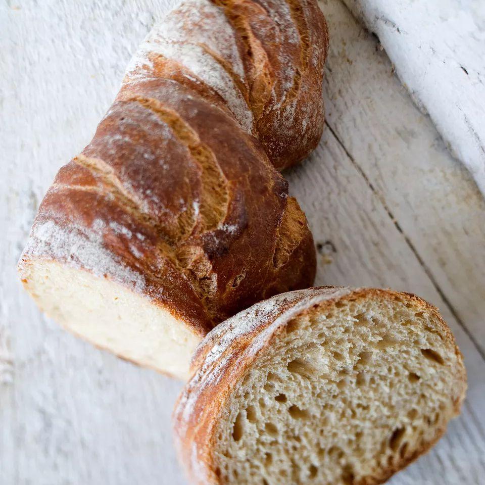 Swiss Twisted Bread (Wurzelbrot)