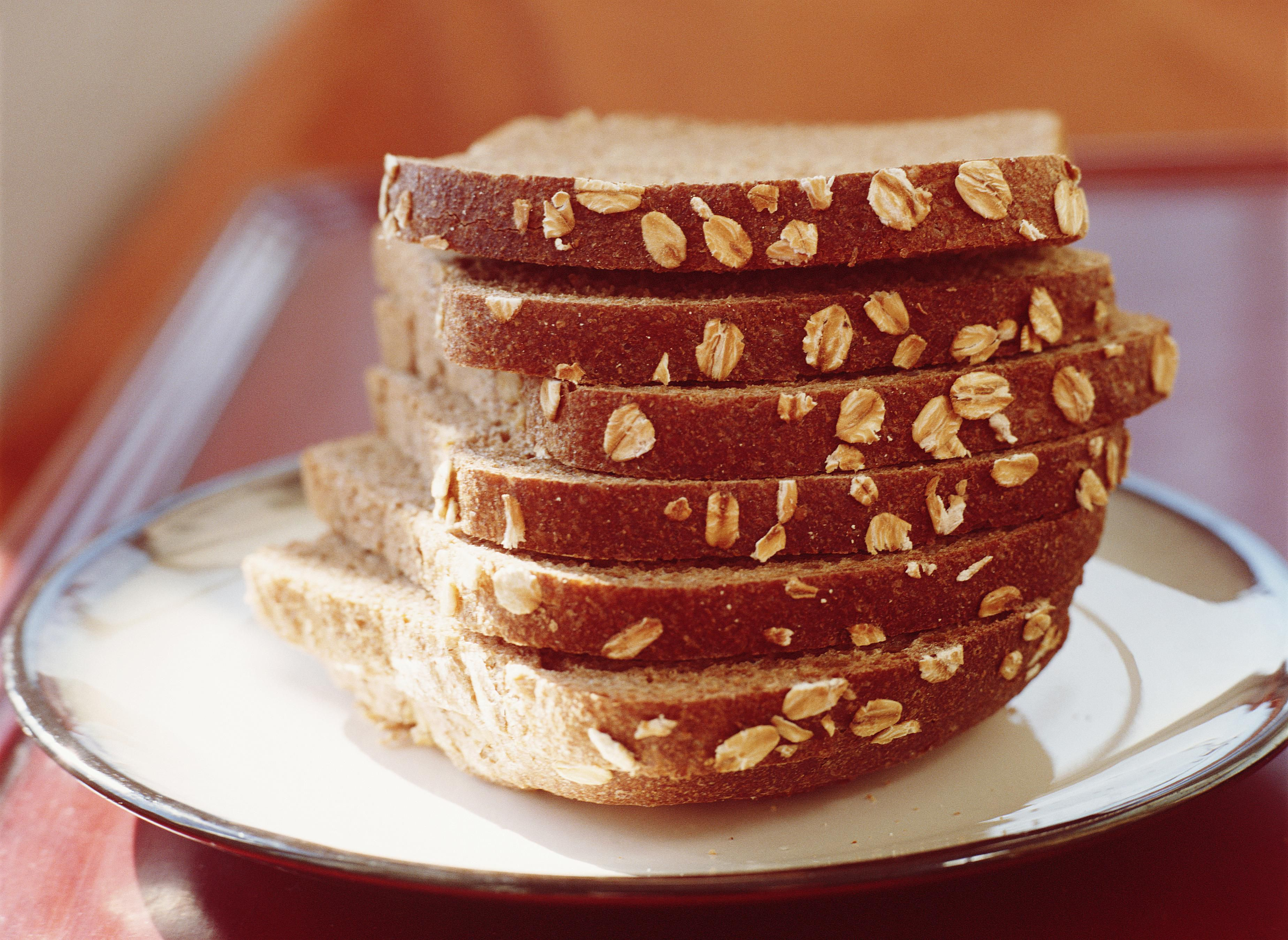 Oatmeal Batter Bread Makes the Best Toast and It's Easy