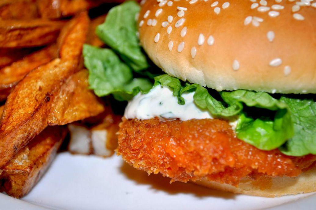 Chicken Cutlet Sandwiches