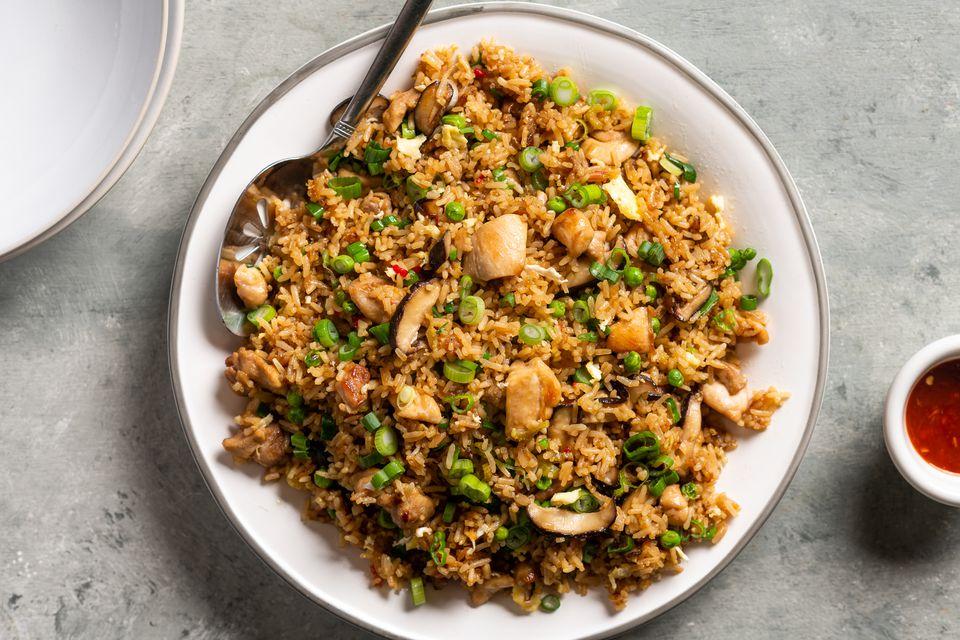 Classic Thai Chicken Fried Rice