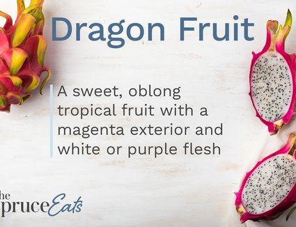 A description of dragon fruit