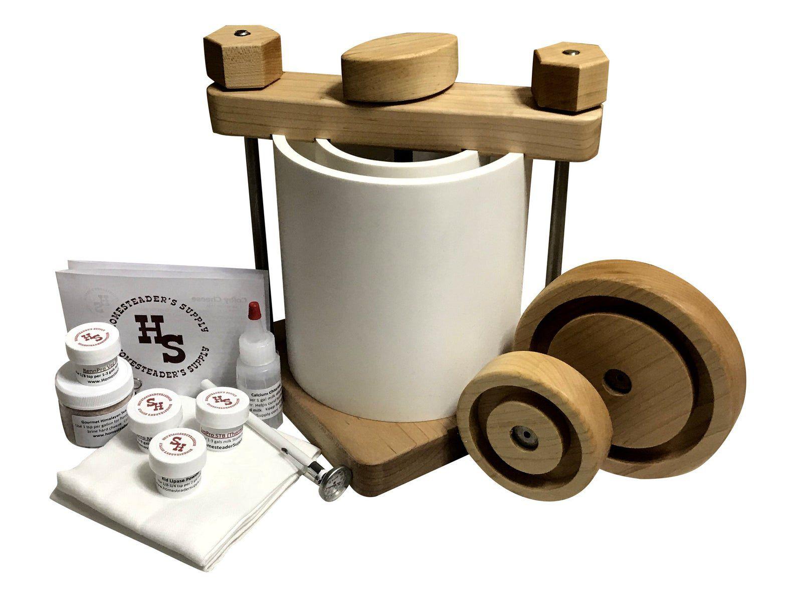 homesteader-creations-hard-cheesemaking-kit