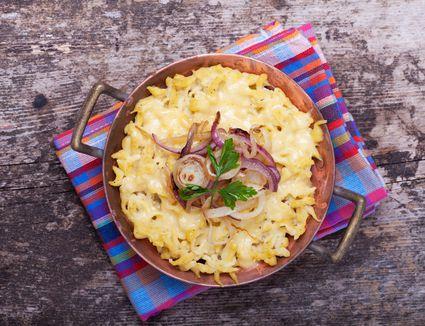 hungarian egg noodles