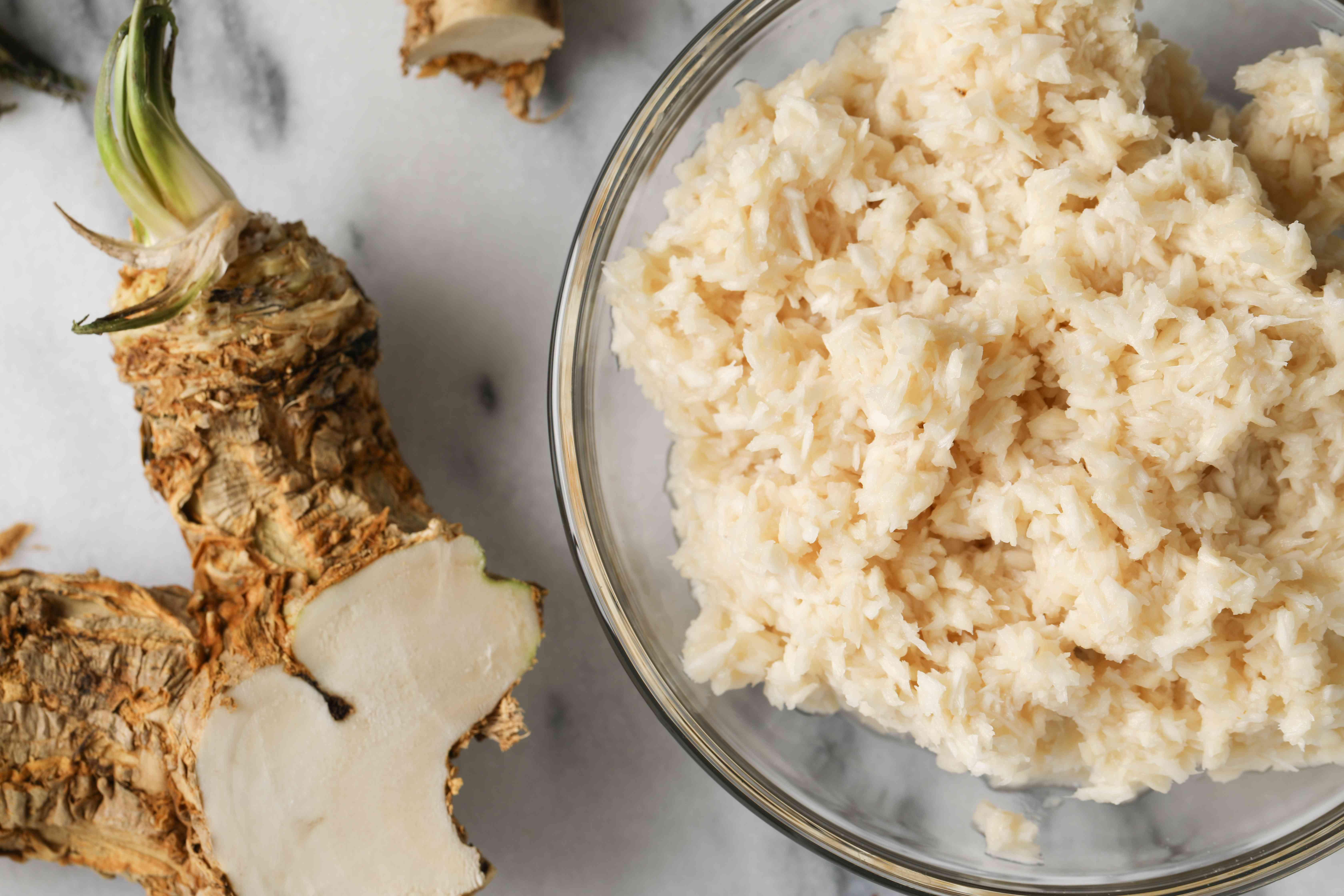 Prepared Horseradish And Horseradish Roots
