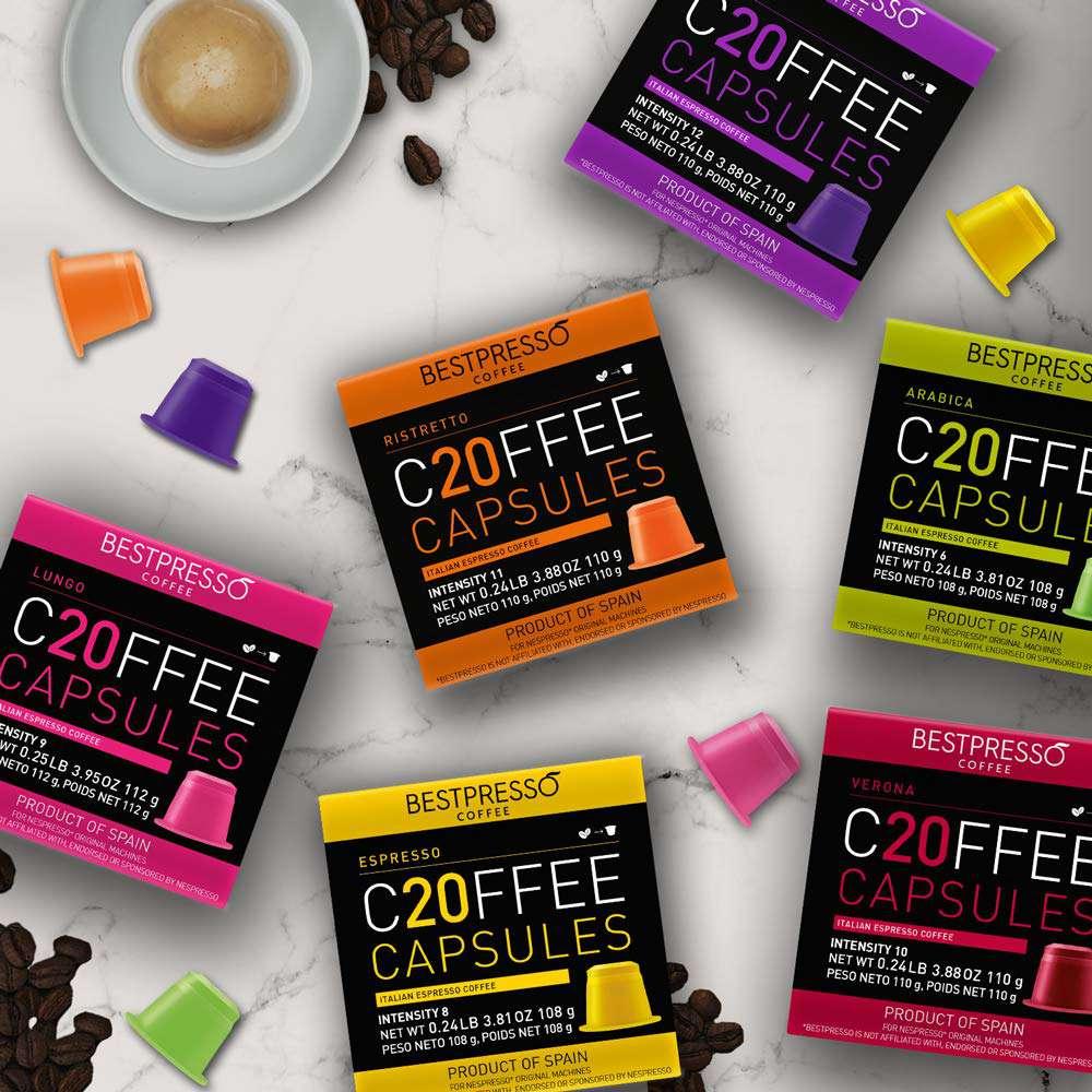 Bestpresso Variety Pack
