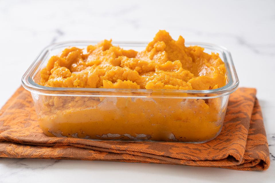 Sweet Potato Puree