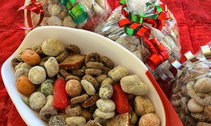 a snack mix so good you will howl mexican puppy chow 30 mins ratings christmas desserts - Good Christmas Desserts