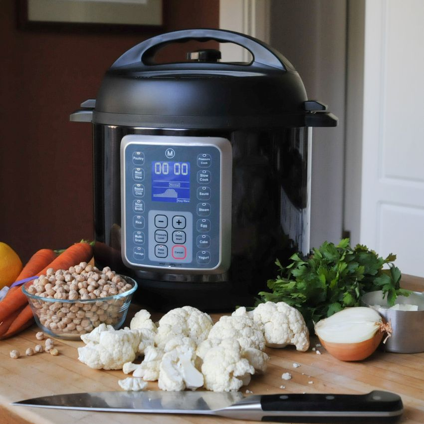 Mealthy MultiPot 9-in-1 Programmable Pressure Cooker