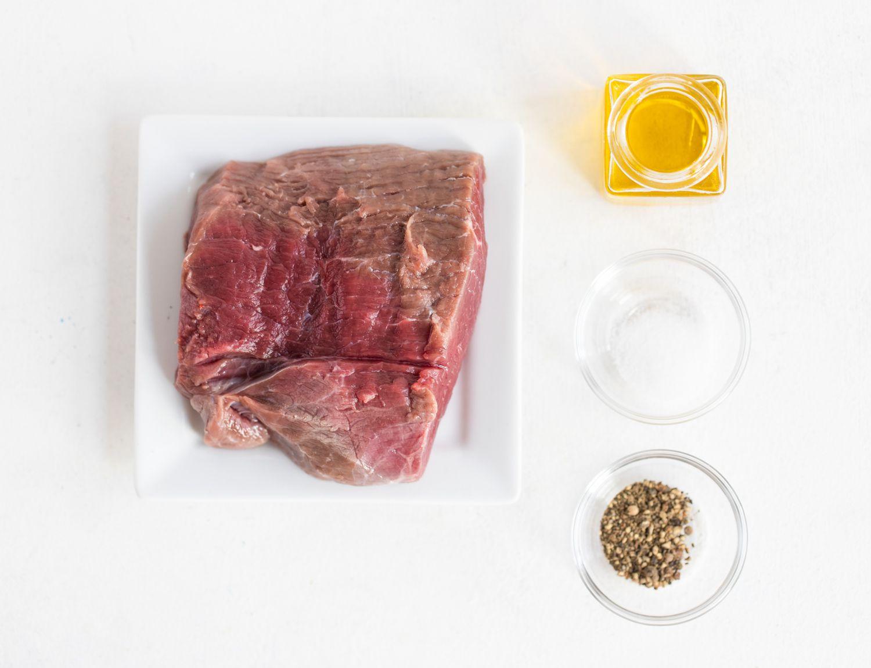 Broiled Top Round Steak ingredients