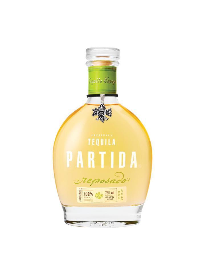Tequila Partida Reposado