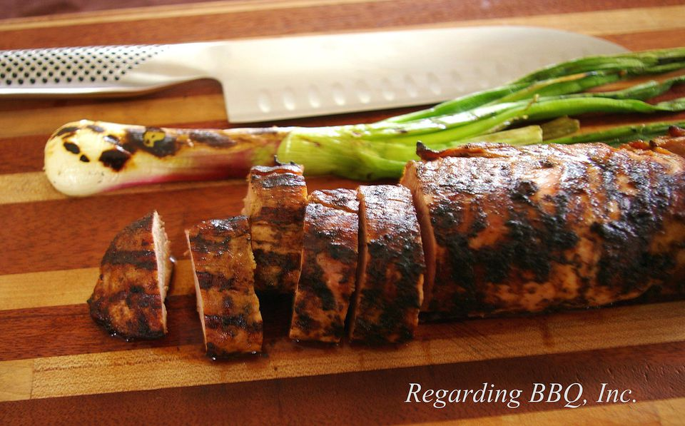 Sage and Cumin Pork Tenderloin