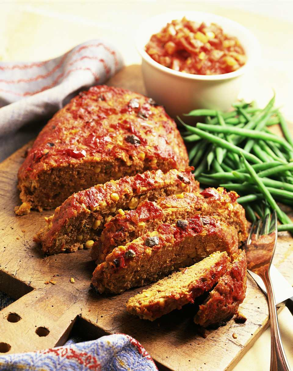 Smoked Classic Meatloaf