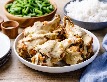 Crock pot turkey wings recipe