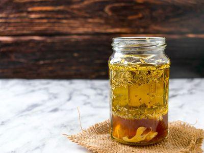 Oil and Vinegar Salad Dressing Recipe