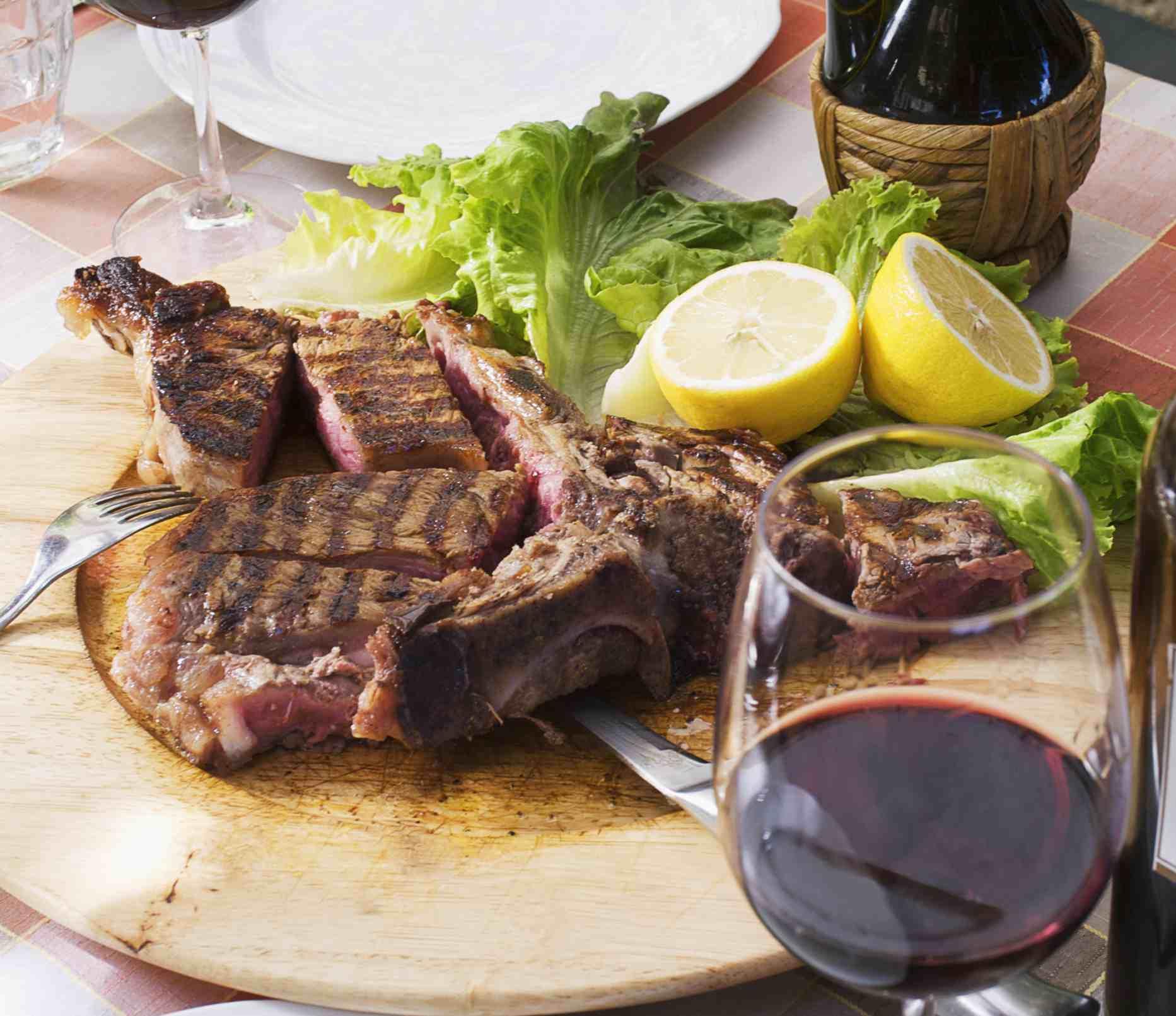 Central Italian Cuisine