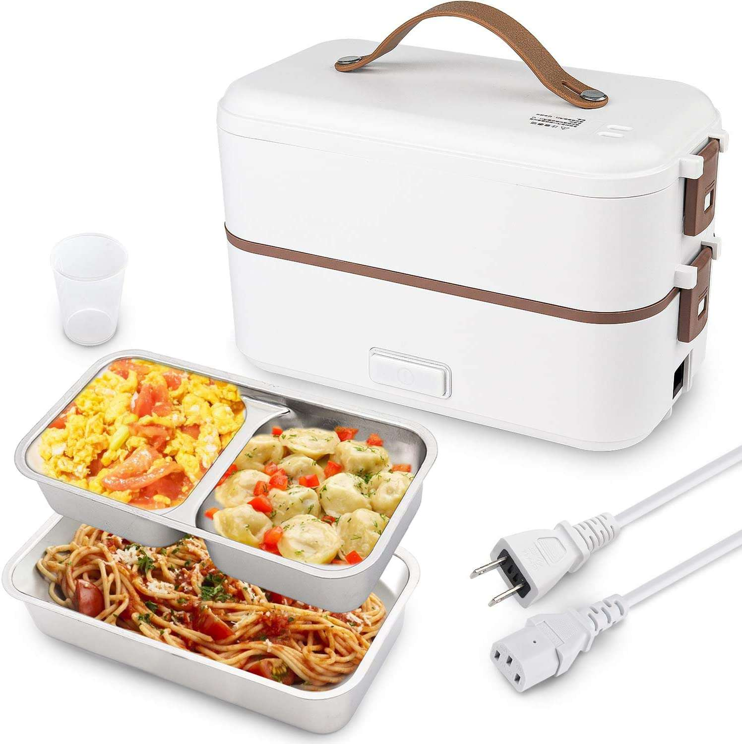 CTSZOOM Self-Cooking Electric Lunch Box