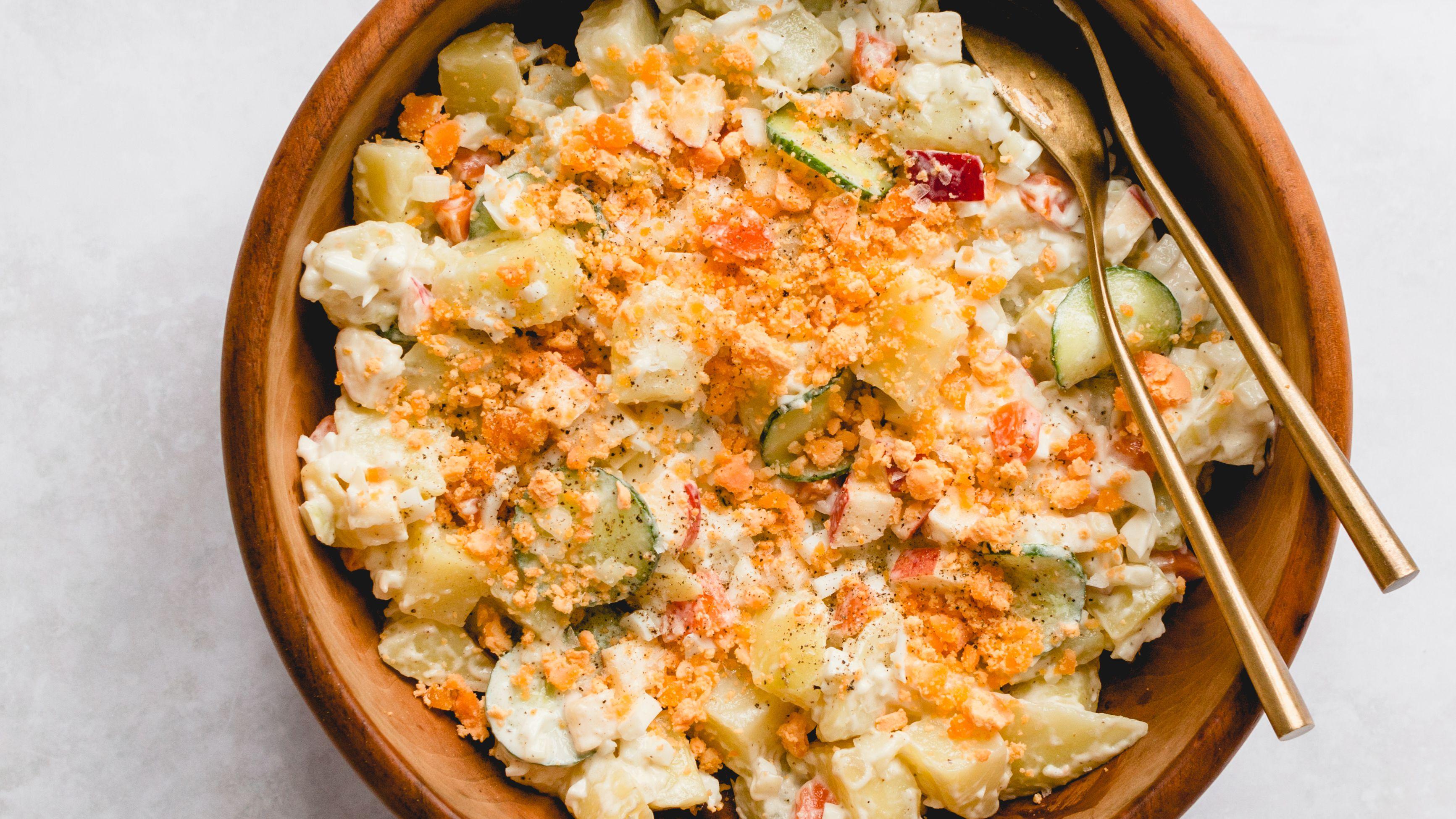 Best Korean Potato Salad Recipe