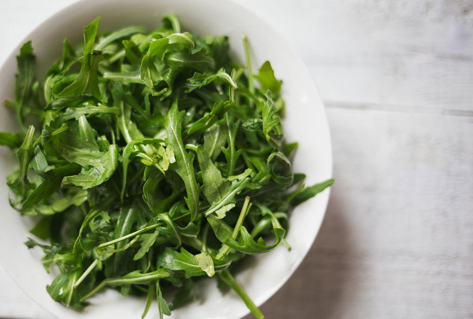 Arugula: A Nutty, Peppery Green
