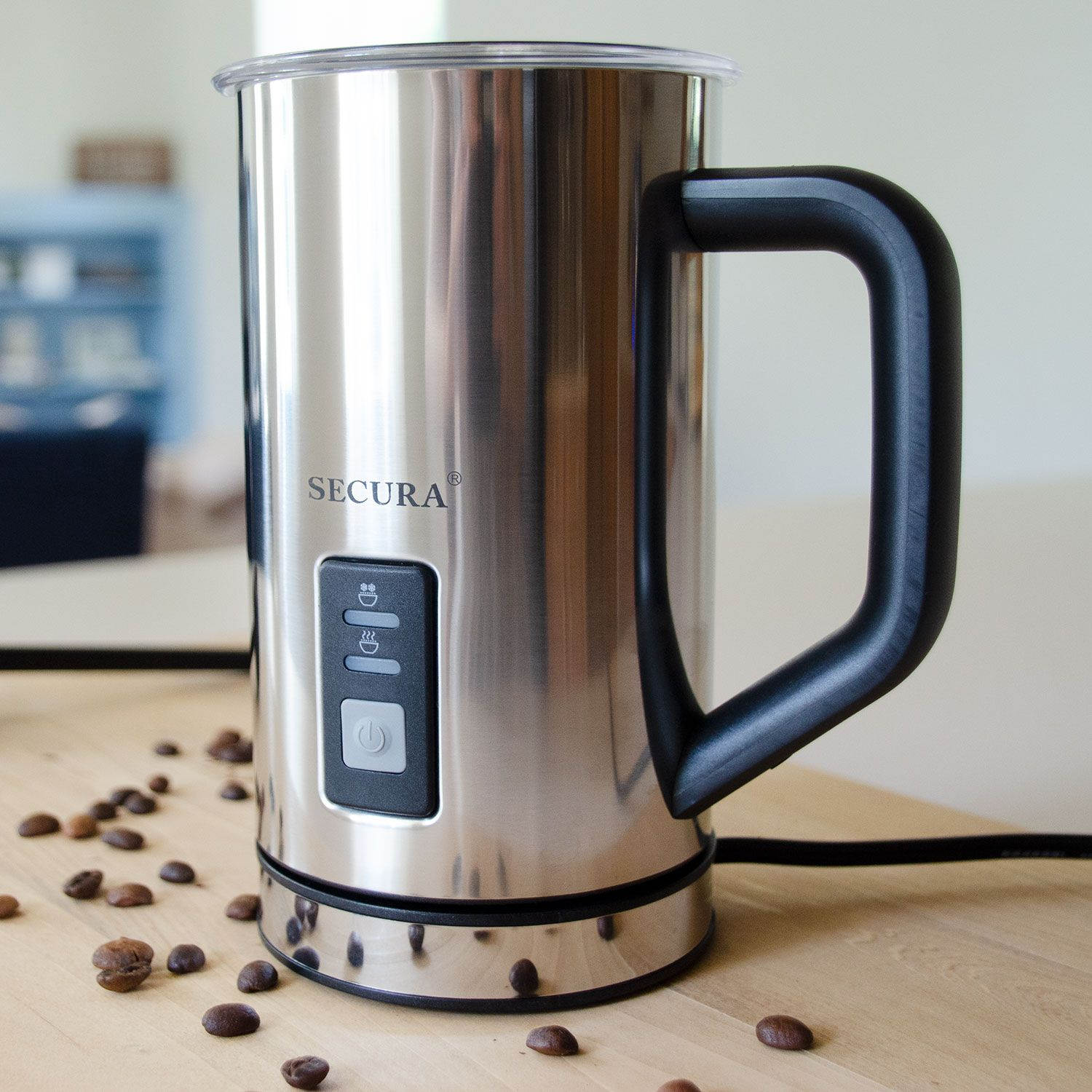 Secura Mmf 015 Milk Frother Review