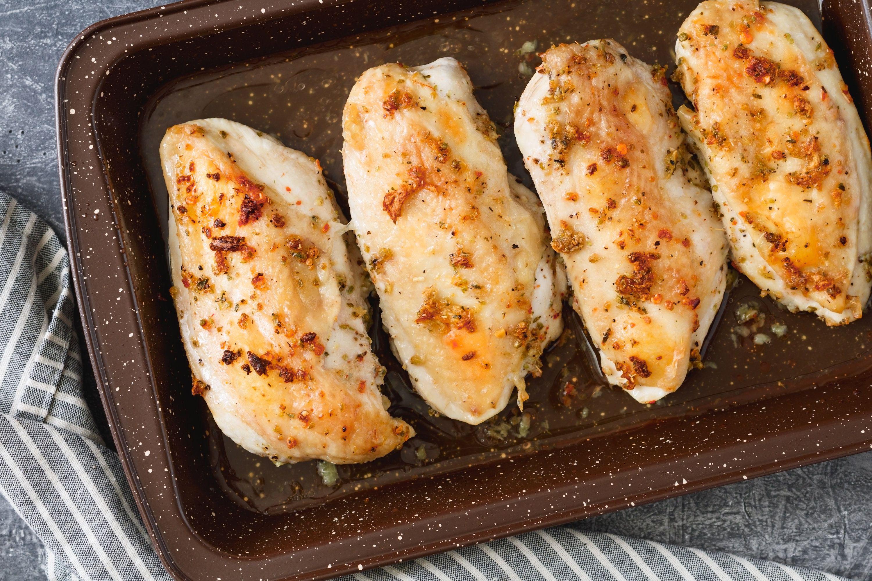 Baked Chicken Breasts recipe
