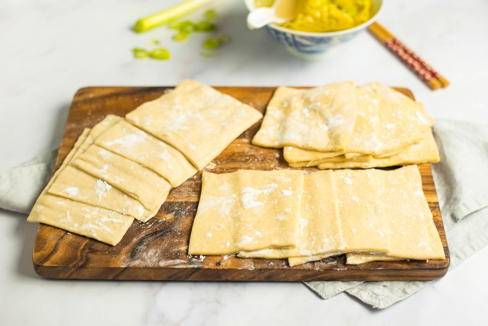 Chinese wonton wrappers recipe