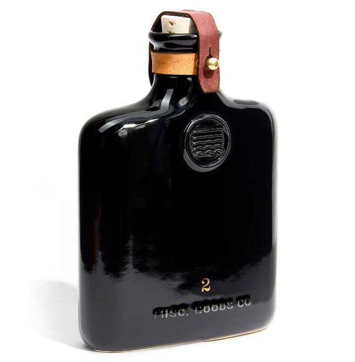 Misc. Goods Co Ceramic Flask