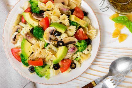 Pasta Salad Recipes Simple