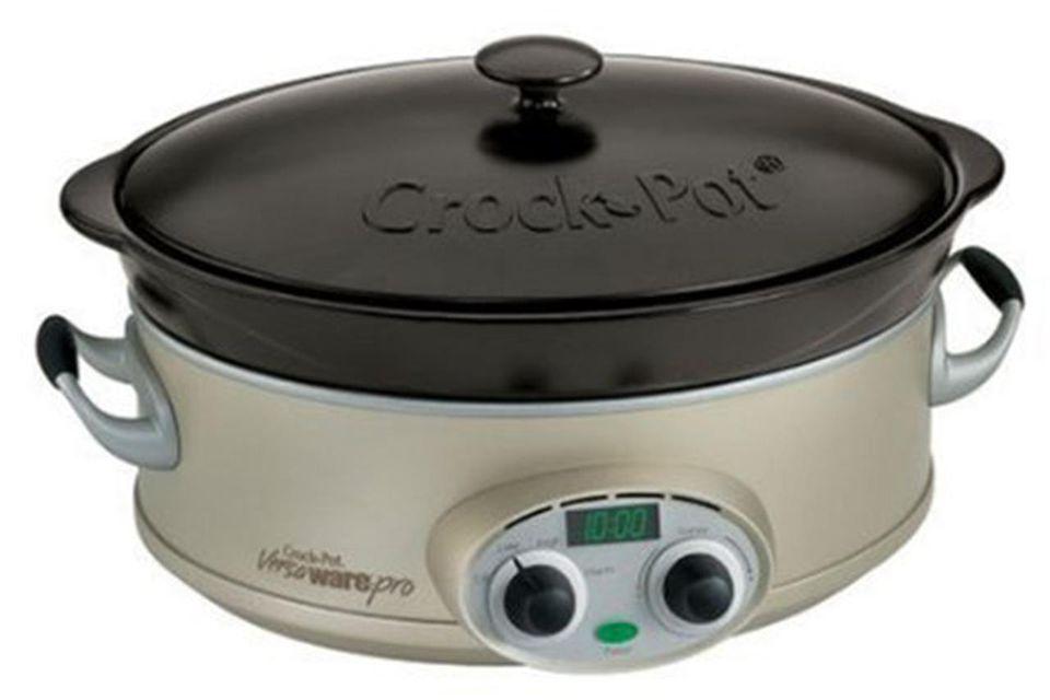Crock Pot VersaWare Pro Slow Cooker (Model SCVI600B-SS)
