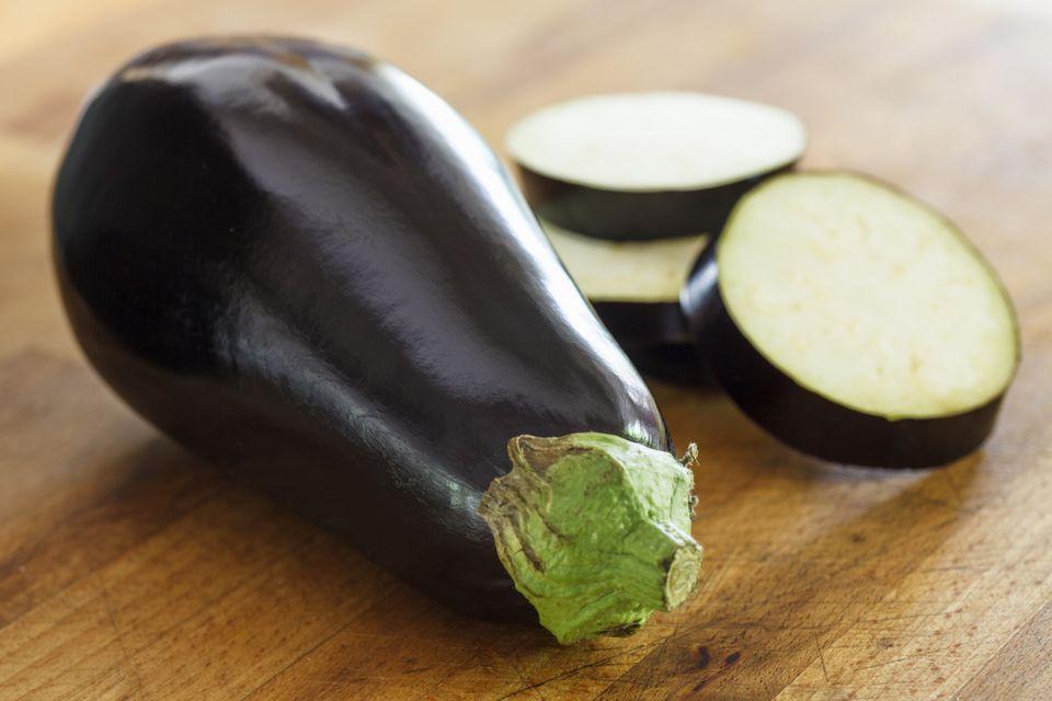 Globe (a.k.a. American) Eggplant