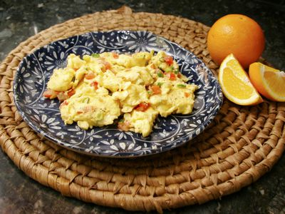 Make Ahead Scrambled Eggs Recipe For Busy Cooks