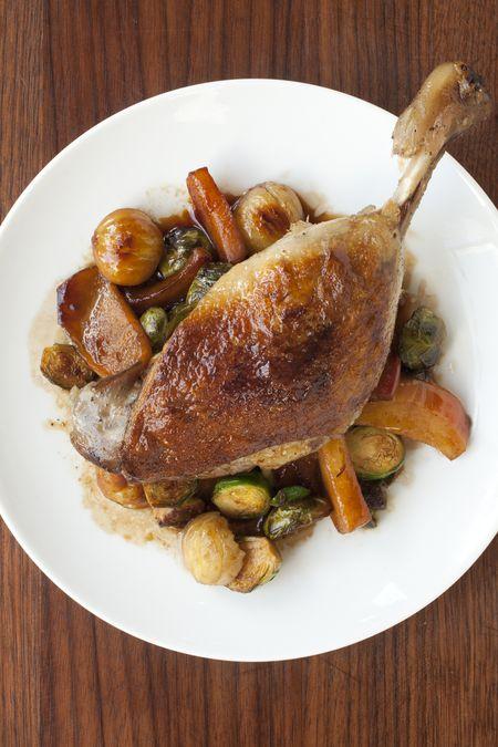 Bohemian Roast Duck (Pecena Kachna)