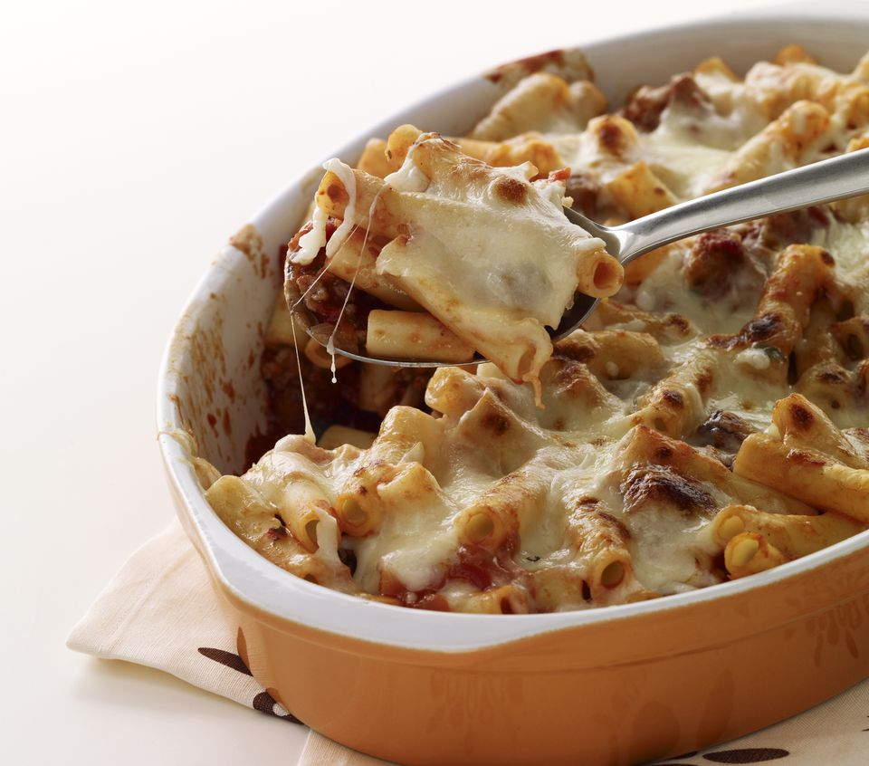 Dinner ideas for kids quick and easy meal options baked ziti recipe forumfinder Choice Image