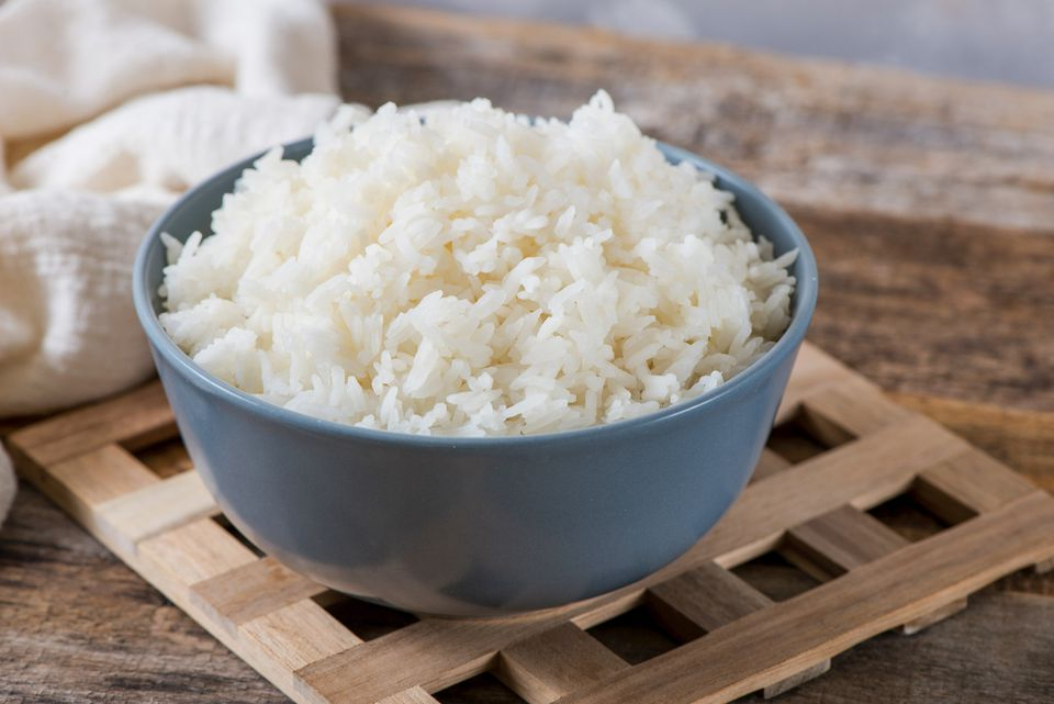 how to make jasmine rice - ingredients