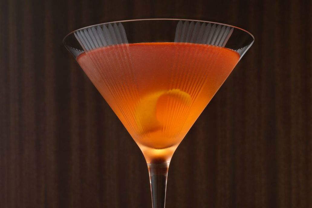 Manhattan Love Story Cocktail