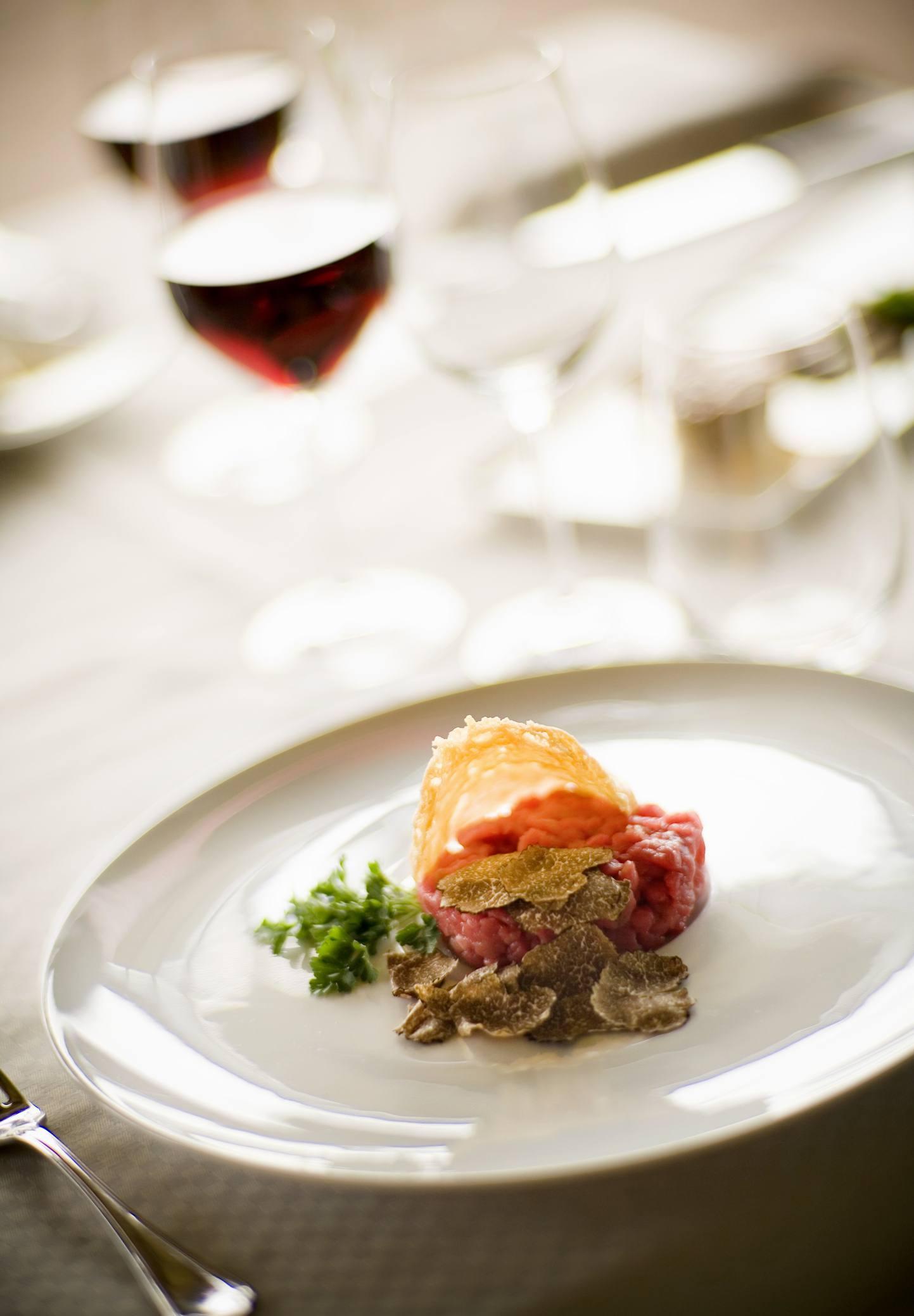 Italian Steak Tartare Recipe (Carne Cruda All\'Albese)